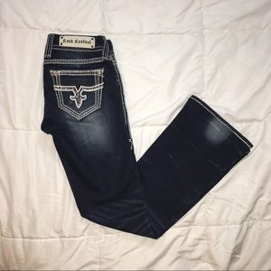 Rock Revival Jacklyn Boot Bootcut Jeans